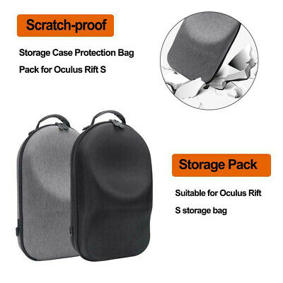 Protective Cover Carry Hard EVA Travel Case for Oculus Rift S VR Gaming Headset