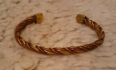 Rare Ancient roman Bronze Bracelet Artifact Quality Very Stunning