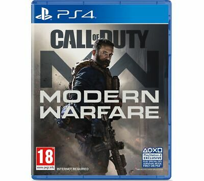 PS4 Call of Duty: Modern Warfare (2019) - Currys
