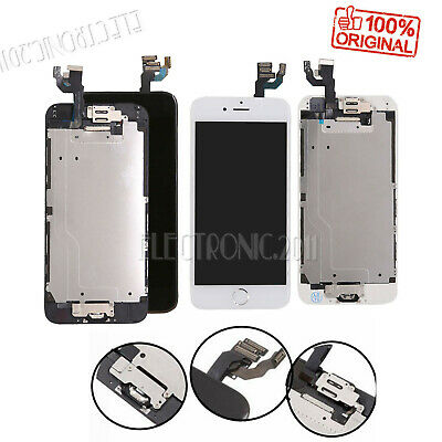 for iPhone 6 Full Screen Replacement LCD Digitizer Touch Home Button Original A+