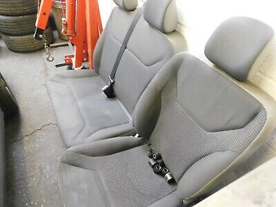 Vauxhall Vivaro Renault Trafic 07 - 14 Pair Of Front Seats Very Good Condition