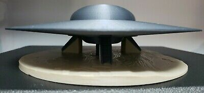 C-57D Flying Saucer/UFO (from Forbidden Planet) [On ETsurface] - LARGE