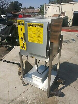 Accutemp Steam N Hold Commercial Food Steamer