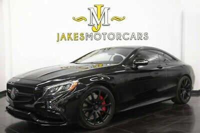2015 Mercedes-Benz S-Class S63 AMG Coupe~$178760 MSRP~WARRANTY UNTIL MAY 2021 2015 MERCEDES S63 AMG DESIGNO COUPE~$178,760 MSRP~19K MILES~WARRANTY TO MAY 2021