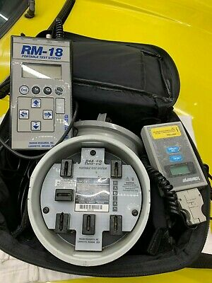 Radian Research RM-18 Portable Watthour Test System Watt Meter Tester