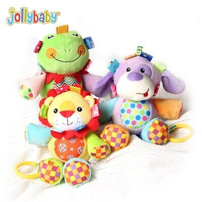 Baby Soft Toys Musical Plush Stuffed Animals Educational Toys For Children Strol