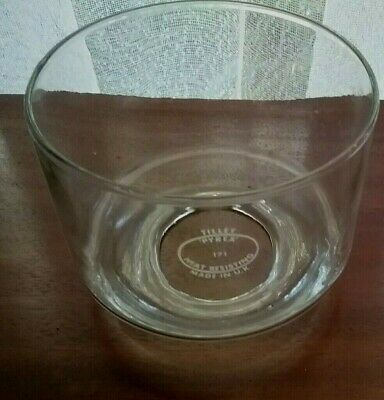 Glass for Tilley X246 Lamp Pyrex 171 Glass Globe Made in Uk