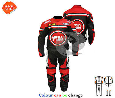 Custom made motorbike leather trouser only