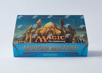 MTG Magic the Gathering Modern Masters 2013 Booster Box Factory Sealed