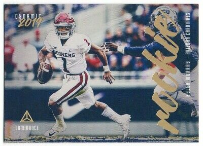 2019 Panini Luminance Dynamic Rookies RC Pick Any Complete Your Set