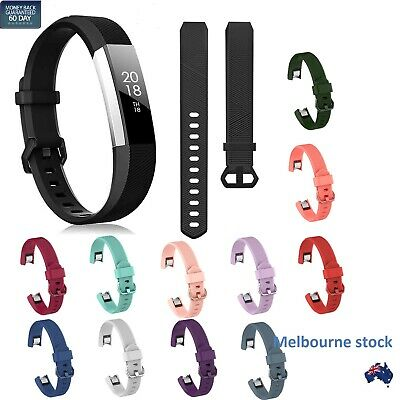 For Fitbit Alta Alta HR Silicone Bands Wristband Watch Band Replacement Strap