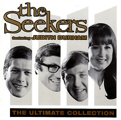 (FOLK FROM OZ) THE SEEKERS (feat JUDITH DURHAM) / THE ULTIMATE COLLECTION