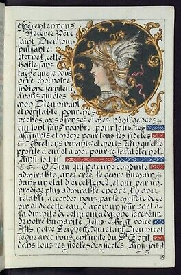 """CLOTHILDE MISSAL collection of 12   FINE ART  Print  9x13"""" Archival quality- NEW"""