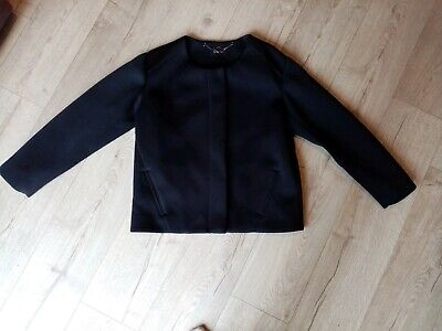 New Marks And Spencer Autograph Ladies Jacket Very Smart Size 12