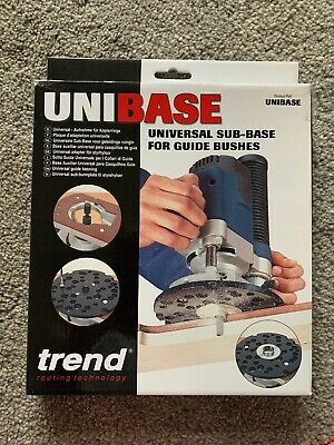 Trend Unibase Universal Sub-Base For Guide Bushes