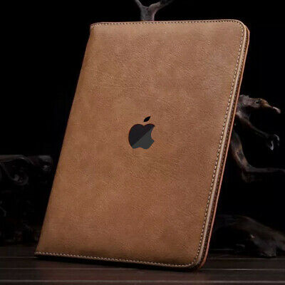 For iPad 7th Gen 10.2 2019 Cover Luxury Smart Magnetic Wallet Leather Stand Case