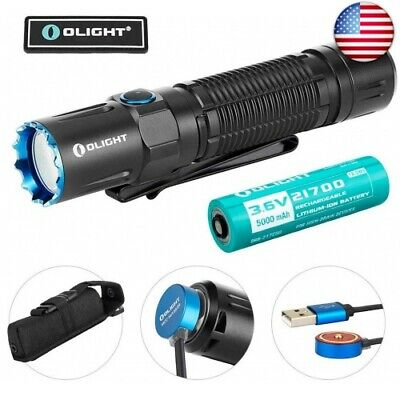 OLIGHT M2R Pro Warrior 1800 Lumens USB Magnetic Rechargeable Dual Switches