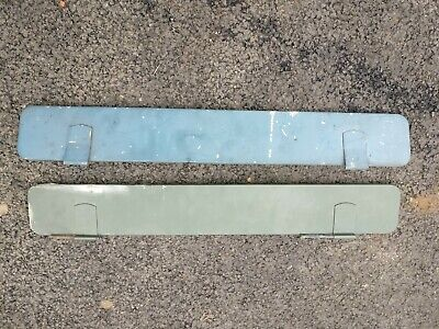 Land rover defender 90, 110 bulkhead air vent flaps