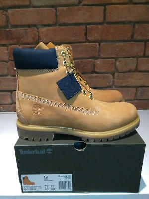 Timberland 45Th Anniversary 6-Inch Waterproof Boots Color Wheat  Style A1Vxw231