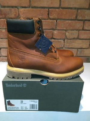Timberland 45Th Anniversary 6-Inch Waterproof Boots Medium Brown Style A1R18H40