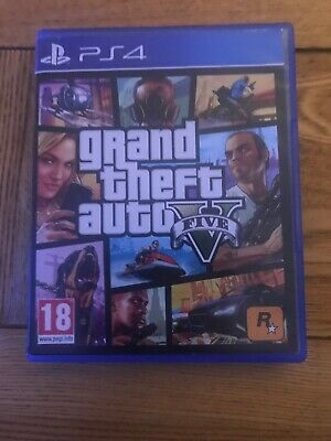 GTA 5 PS4 - Grand Theft Auto V