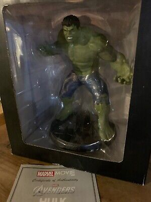 MARVEL MOVIE COLLECTION SPECIAL Edition HULK FIGURINE EAGLEMOSS NEW