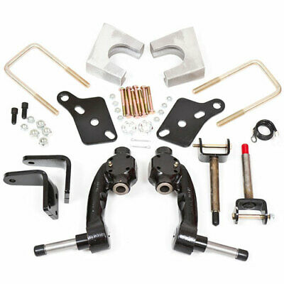 """JEGS Golf 6208-3LD 3"""" Spindle Lift Kit"""