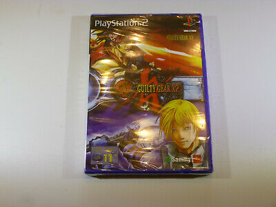 Sony Playstation 2/Ps2 Guilty Gear X2 New Sealed Free Uk Post