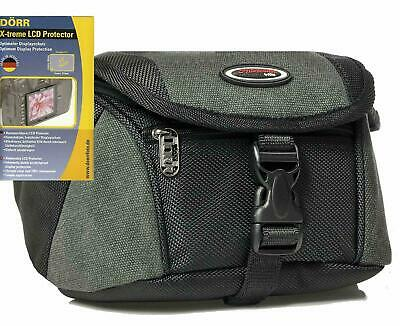 Photo camera Case Waist with LCD Protection for Sony Cybershot Storage Bag Med