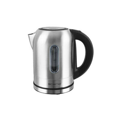 Emerio WK 119255Glass Kettle with Temperature Control Dry Hanger Protection NEW
