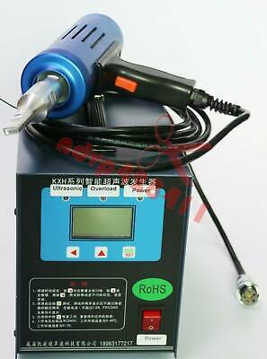 1.2KW Portable Plastic Spot Welder Ultrasonic Welding Machine Car PP PE 110V