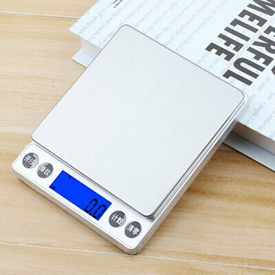 1KG/0.1g Electronic Digital Kitchen Scale Multifunction Baking Food Scale GH