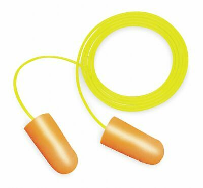 3M 318-4001 E-A-R™ SofTouch™ Corded Ear Plugs 31dB Rated Tapered Shape PK 200