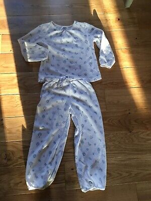 Mini Boden Velour Pyjamas 5-6 Years