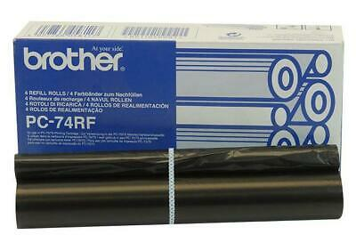 Brother - Pc-74Rf - Ink Film, Brother Pc-71Rf, 4 Pack