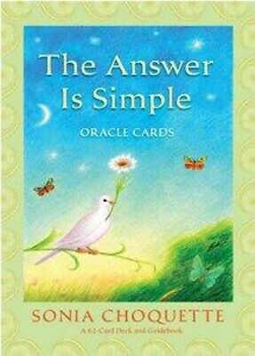IC: Answer Is Simple Oracle Cards
