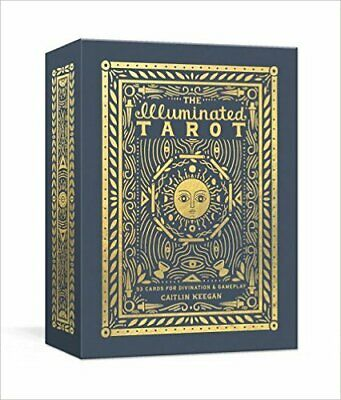 IC:  Illuminated Tarot, The: 53 Cards for Divination & Gameplay