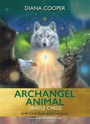 IC: Archangel Animal Oracle Cards