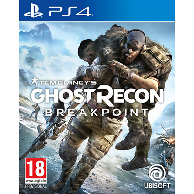 Tom Clancy's Ghost Recon Breakpoint Ps4 Es