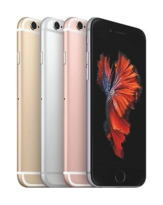 Apple iPhone 6S Plus 6S+ 32GB/64GB FULLY UNLOCKED Excellent! BUNDLE w/ EARPODS!!