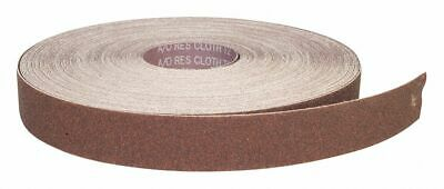 "Saint-gobain Abrasives Medium Aluminum Oxide Abrasive Roll, 150 ft. L X 2"" W,"