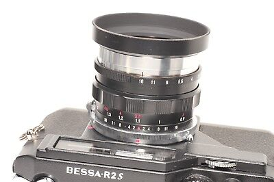 RARE Voigtlander 50mm f1.5 NOKTON S Aspherical , Nikon S mount for rangefinder
