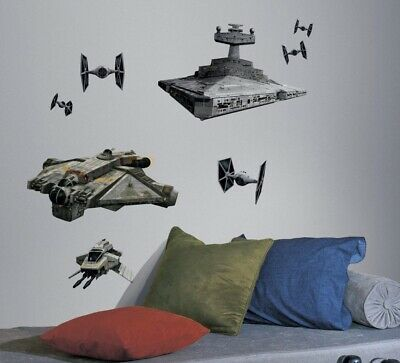 BB8 Droid Star Wars VII Force Awakens Decal Removable Wall Sticker Art H118