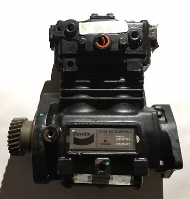 Bendix TU-FLO 550 Air Compressor DT466 HT530 2003252C97 5004611