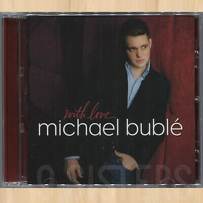 MICHAEL BUBLE With Love CD These Foolish Things (Remind Me of You) FEVER    1129