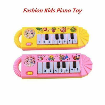 Infant Baby Toddler Kids Musical Piano Toys Early Educational Game Boy For V6G0