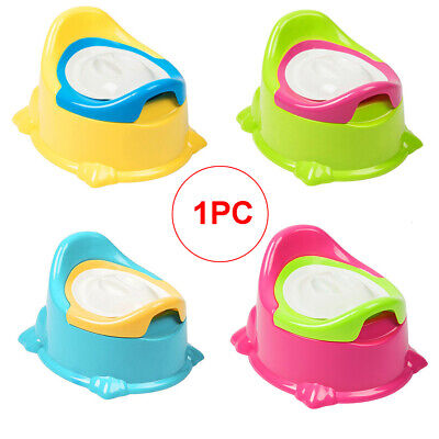 Baby Infant Toddler Kids Toilet Trainer Seat Potty Urinal Training Chair Seat