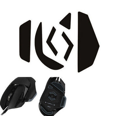 1Sets Mouse Mic Feet Skates Pads 0.65mm For Gaming Logitech G502QP