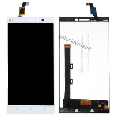 LCD Display For Lenovo Vibe Z2 Touch Screen Digitizer Assembly White Replacement