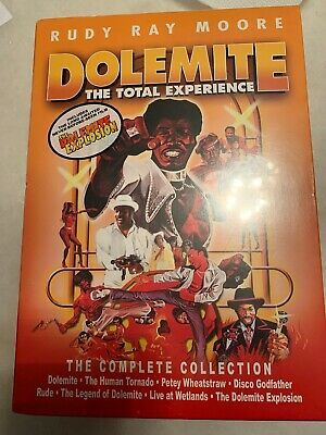 Moore,Rudy Ray-Dolemite: The Total Experience Dvd New